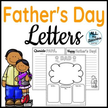 Father's Day Writing Letters