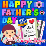 Father's Day Activity in Google Slides