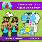 Father's Day craft / Día del Padre manualidad