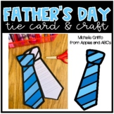 Father's Tie Craft