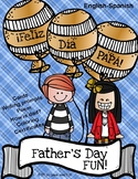 Father's day fun! Día del padre