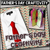 Father's Day Craftivity Card
