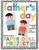 Father's Day : A Paper Doll Project