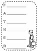 Father's Day Acrostic Poems/FREE