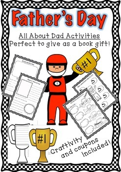 Father's Day-All About Dad Activities