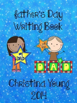 Father's Day Book - CCSS Aligned