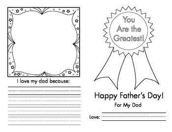 Father's Day Book- Charming Writing Prompts for Dad, Grandpa and Uncle