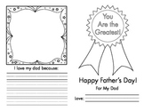 Father's Day Book- Charming Writing Prompts for Dad, Grand