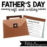 Father's Day Craft All About Dad   Digital Too!