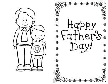 Father's Day Card FREEBIE