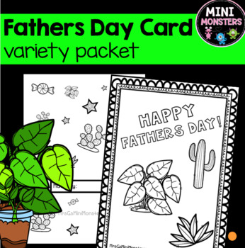 Fathers Day Card Templates