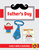 Father's Day: Cards, Gifts, and Activities