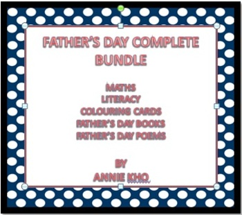 Father's Day Complete Bundle