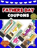 Fathers Day Coupon Printable Booklet