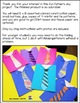 Father's Day Shirt and Tie Craft/Card/Gift