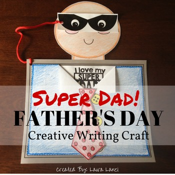 Father's Day Craft: For Dad, Grandpa, Uncle Etc.
