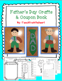 Father's Day Craft, Coupon Book and Card!