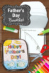 Father's Day Craft and Writing, Father's Day Card for Kids to Make