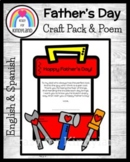 Father's Day Craft for Kindergarten: Tool Box and Poem Keepsake