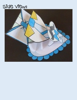 Father's Day Crafts - Folding Tie Card
