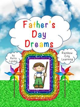 Father's Day Card and Printables: Father's Day Dreams
