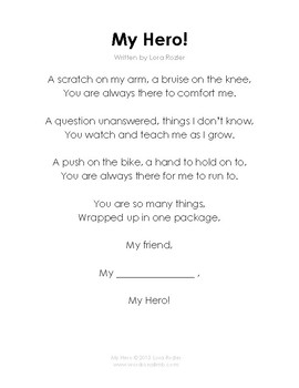 Father's Day Poem and Dress-shirt Craft Kit