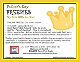 Father's Day - FREE