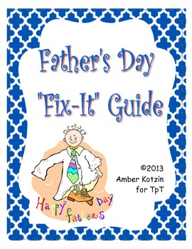 Father's Day Fix-It Guide