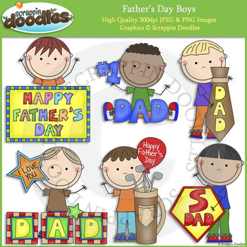 Father's Day Boys & Girls