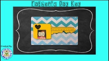 Father's Day Key