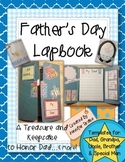 Father's Day Lapbook! A Treasure & Keepsake to Honor Dad, Grandpa, Uncle & More!