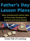 Father's Day Lesson Plans