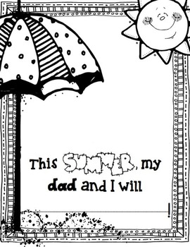 It's All About Dad! Father's Day Freebie Pack