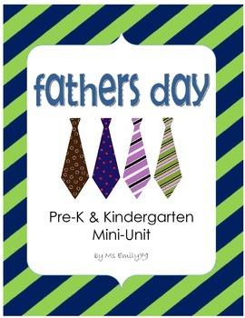 Fathers Day Mini-Unit