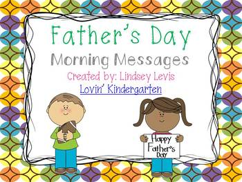 Father's Day- Morning Messages