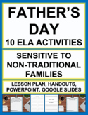 Fathers Day & Mothers Day Activity Bundle: Sensitive to No