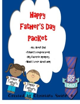 Fathers Day Packet