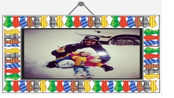Father's Day Picture Frames