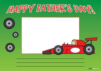 Father's Day Picture Templates