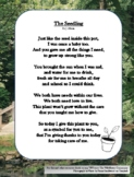 """Father's Day / Mother's Day / Family Day Poem - """"The Seedling"""""""