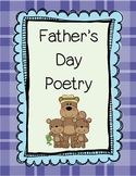 Father's Day Poetry - Acrostic, Haiku, Cinquain Templates & More