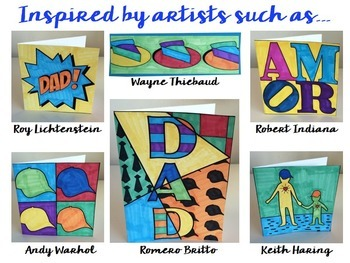 Father's Day Cards - Great Father's Day Activity or Father's Day Craft!