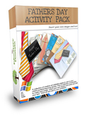EYLF Father's Day Printable Activity Pack-with Learning Story Templates