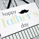 Father's Day Printable Party Collection