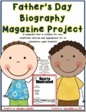 Father's Day Project  -  Magazine 2018 Template Papers