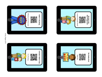 Father's Day QR Codes