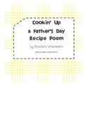 Father's Day Recipe Poetry Project