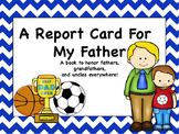 Father's Day Report Card