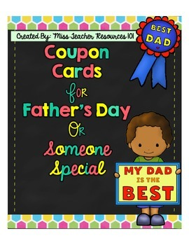 Father's Day & Someone Special Coupons {Freebie}