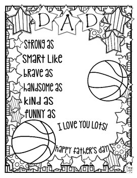 Father's Day Sports
